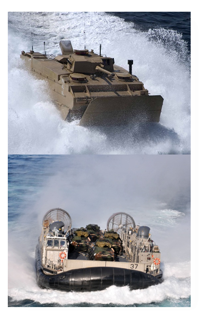 mccdc resources amphibious combat vehicle high water speed